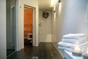 Uw prive sauna. Geniet ervan!