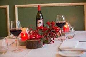 Wijn & wild avond; de voorbereiding op de feestdagen
